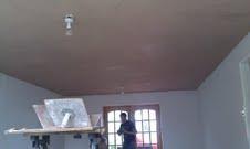 40m2 ceiling skimmed