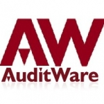 AW AuditWare logo