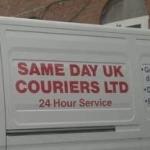 Sameday Uk Couriers Ltd