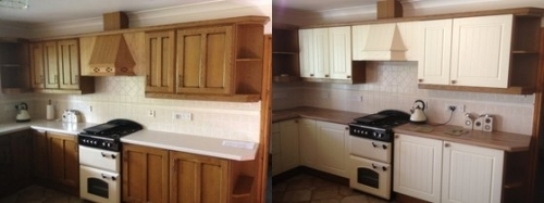Replacement Cream Kitchen Doors Stoke-on-Trent