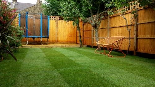 Garden Turfing North West London