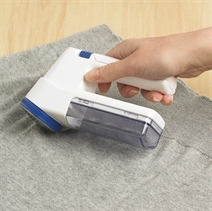 Super Fabric Shaver - remove the fuzz from your clothes easily