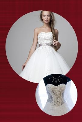 Wedding Dress Cleaning Dunstable