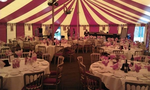 Party tent marquee hire devon cornwall