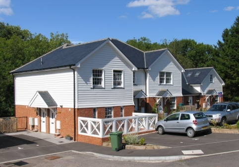 New Dwellings, Hawkhurst