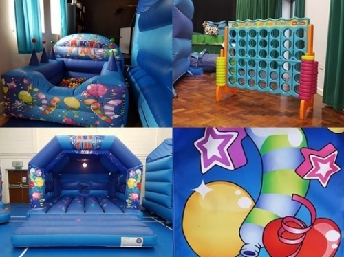 Large Celebration Package Indoors Or Outside