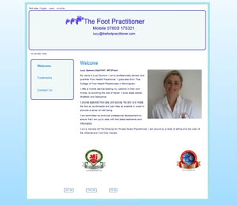 The Foot Practitioner