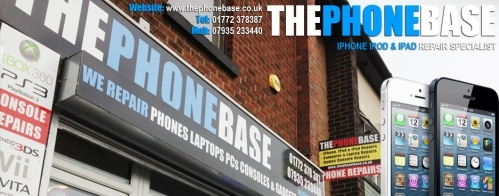 the phone base shop