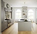 Masterclass Marlborough Award winning British made kitchens installed by #FAKitchens