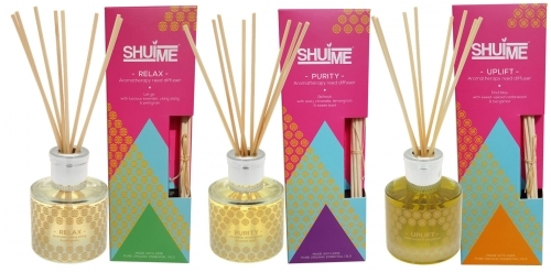 Shui Me Aromatherapy Reed Diffusers