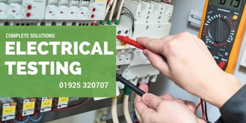 Electrical Fixed Wire Inspection and Testing Services