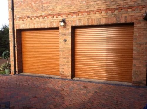 Scotter Double Doors