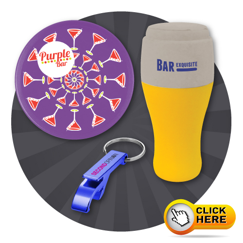 Promotional Bar Accessories