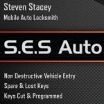 SES Auto Locksmith