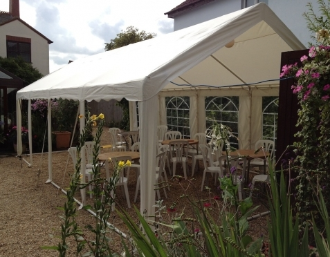 Family event 4m x 8m marquee Marquee Hire Peterborough