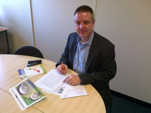 Hello I'm Dave Bennion - owner of DGB Health and Safety Ltd