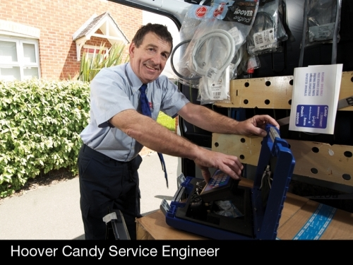 Hoover Candy Baumatic Repair Engineer
