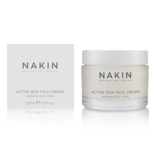 Natural Anti-Ageing Active Dew Face Cream
