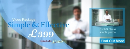 SIMPLE AND EFFECTIVE VIDEO PACKAGE 399