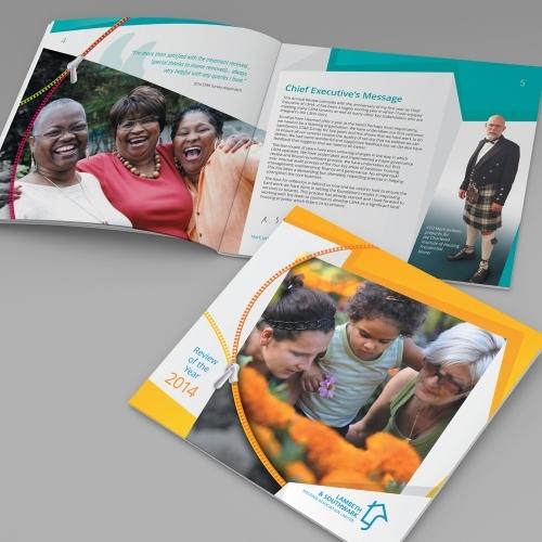 LSHA Annual Review: Design, Artwork & Print