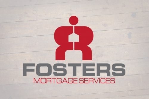 Fosters Mortgage Services Logo Design