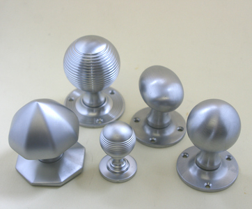 Satin chrome finish now very popular