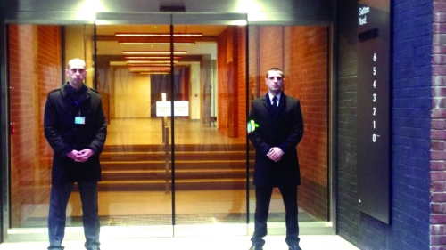 Specialising in Security & Concierge services  for commercial properties in London