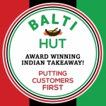 Balti Hut Indian Takeaway