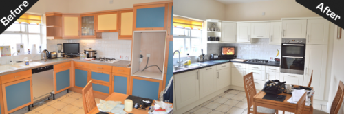 Ivory Kitchen Winterley Sandbach
