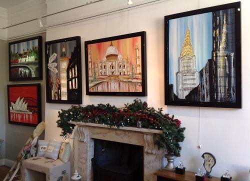 This years Edward Waite exhibition