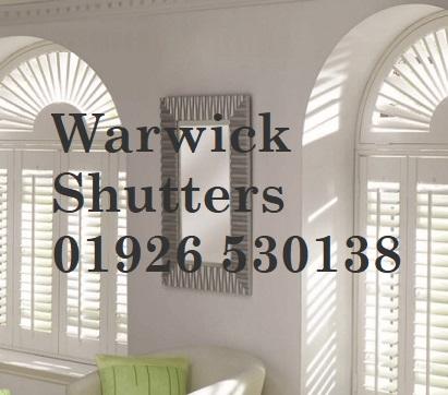 Warwick Plantation Shutter 01926 530138