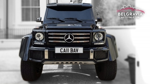 G500 4x4 Special Edition