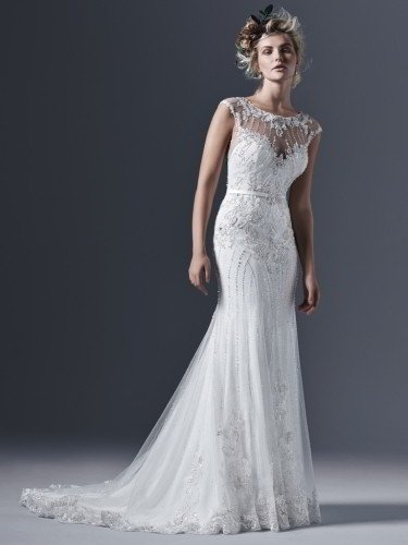 Exclusive to TDR Bridal - Sottero and Midgley