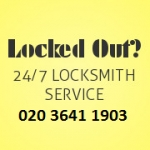 Locked Out Logo Square No
