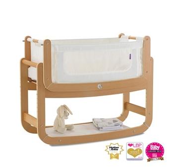 Snuzpod 3 in 1 Bedside Crib & Cot
