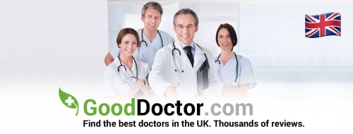 GoodDoctor.com - Find the best doctors in the UK. Thousands of reviews.