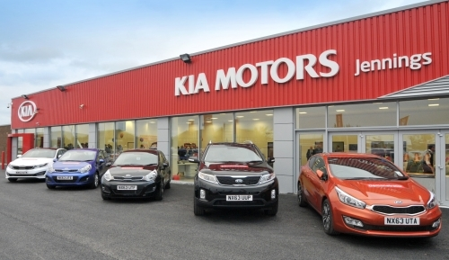 Jennings Kia Car Dealers In Middlesbrough