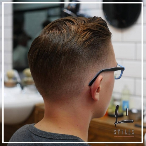 SKIN FADE L1 STYLES LIVERPOOL/HUYTON