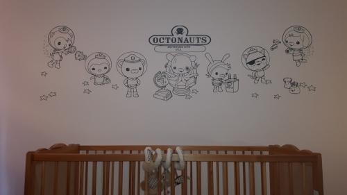 Octonauts Wall Sticker Vinyl Decal Wall Art