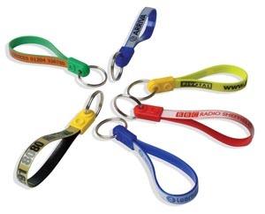Ad Loop key rings