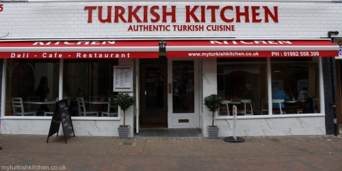 TURKISH KITCHEN - HERTFORD