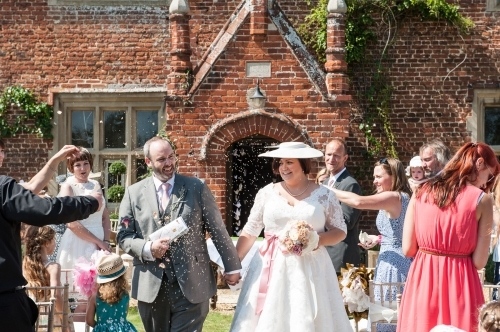 Hautbois Hall Wedding - Norfolk Wedding Photographer