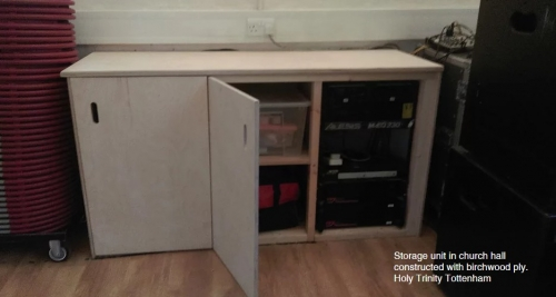 Made to Measure Cabinets, Cabinet Makers North London