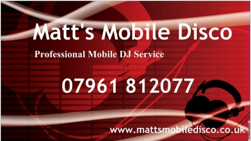 Matts Mobile Disco
