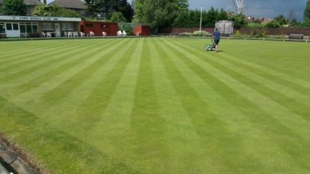 Newbury Park Bowls Green