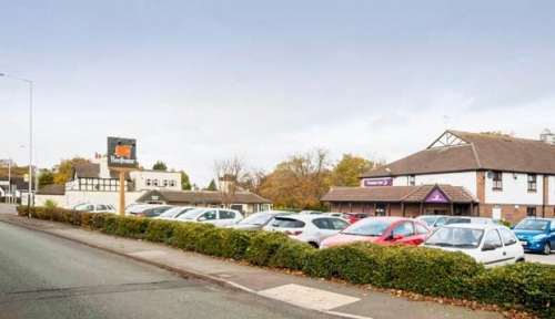 Premier Inn Wirral Heswall Hotels In Wirral The Sun