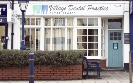 Village Dental Practice Cuffley, Potters Bar, Hertfordshire
