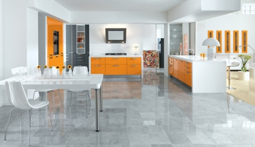 Arcos sunset orange