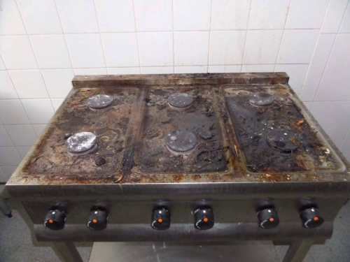 Restaurant Oven Cleaning