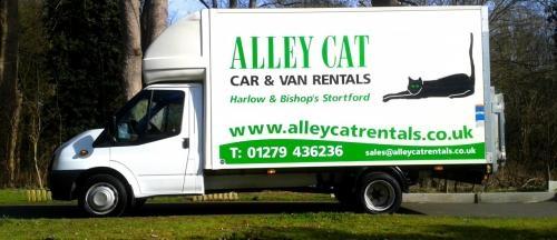 Alley Cat Car And Van Rental